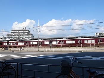 中津駅あたり、JR